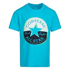Boys' Little Kids' Converse Patch T-Shirt
