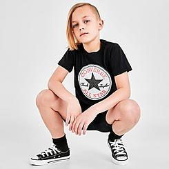 Little Kids' Converse Chuck Patch Graphic T-Shirt