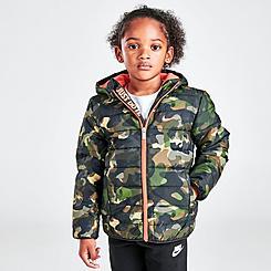 Little Kids' Nike Puffer Jacket