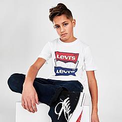 Kids' Levi's® Triple Batwing Overlap T-Shirt