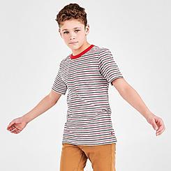 Boys' Levi's® Logo Striped T-Shirt