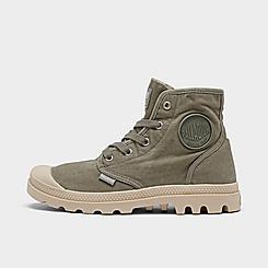 Women's Palladium Pampa Hi Sneaker Boots