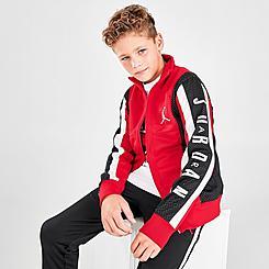 Boys' Jordan Tricot Track Jacket