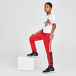 Boys' Jordan Halfcourt Tape Jogger Pants