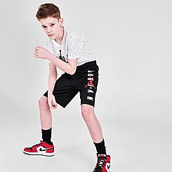 Boys' Jordan HBR Vertical Mesh Shorts