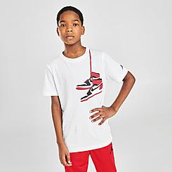 Boys' Jordan AJ1 Street View T-Shirt