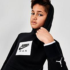 Kids' Jordan Jumpman Air Pullover Hoodie