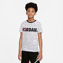 Boys' Jordan Jumpman Air AOP T-Shirt