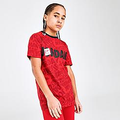 Boys' Jordan Jumpman Air AOP T-Shirt