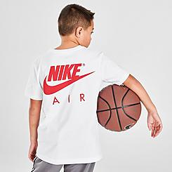 Boys' Air Jordan AJ4 Fire T-Shirt