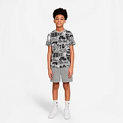 Boys' Big Kids' Jordan Cargo French Terry Shorts