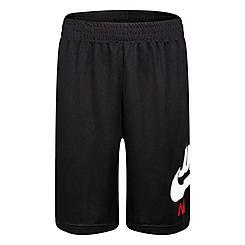 Boys' Big Kids' Jordan Logo Mesh Shorts