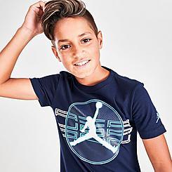 Kids' Jordan AJ11 Jumpman Logo T-Shirt