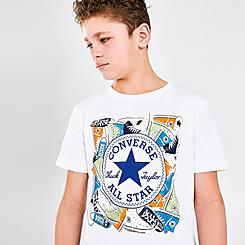 Boys' Converse Sneaker Chuck Patch T-Shirt