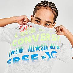 Boys' Converse Gradient Fade Logo T-Shirt