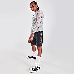 Boys' Converse Chuck Patch French Terry Shorts