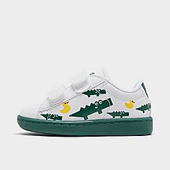 Boys' Toddler Lacoste Carnaby EVO Casual Shoes