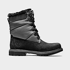Women's Timberland 6 Inch Premium Puffer Waterproof Boots