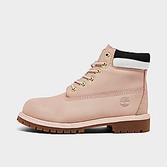 Girls' Little Kids' Timberland 6 Inch Premium Waterproof Boots