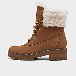 Women's Timberland Courmayeur Valley Waterproof 6 Inch Shearling Boots