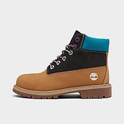 Little Kids' Timberland 6 Inch Classic Premium Waterproof Boots