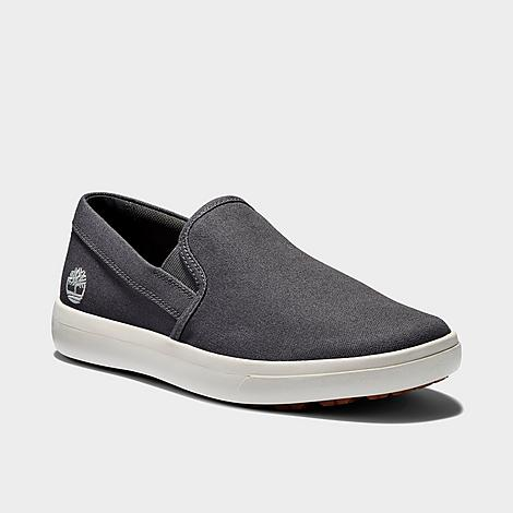 Timberland Canvases TIMBERLAND MEN'S ASHWOOD PARK SLIP-ON CASUAL SHOES
