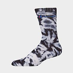 Men's Champion Tie-Dye Crew Socks