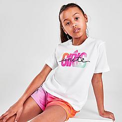 Girls' adidas Cross Over T-Shirt