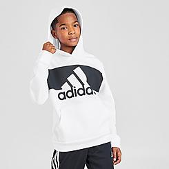 Boys' adidas CTN Event Training Pullover Hoodie