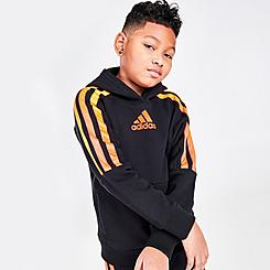 Boys' adidas Bold 3-Stripes Hoodie