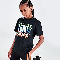 Boys' adidas Graffiti T-Shirt