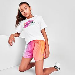 Girls' adidas Ombre Woven Shorts