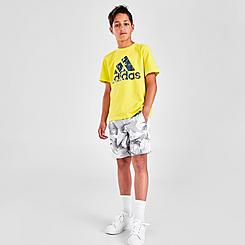 Boys' adidas Action Camo Shorts