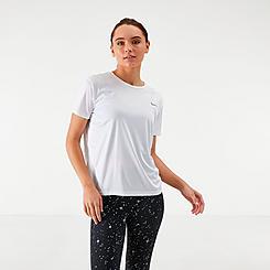Women's Nike Miler Short-Sleeve Running Top
