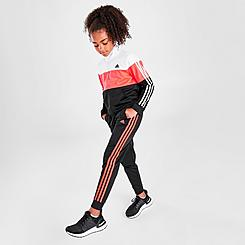 Girls' adidas Tricot Track Pants