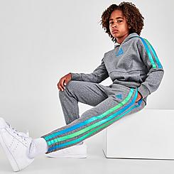 Boys' adidas Bold 3-Stripes Jogger Pants