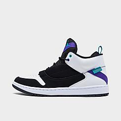 Men's Jordan Fadeaway Basketball Shoes