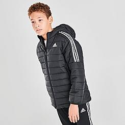 Kids' adidas Badge of Sport Puffer Jacket