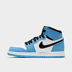 Little Kids' Air Jordan Retro 1 High OG Casual Shoes