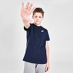 Boys' Nike Sportswear Logo T-Shirt