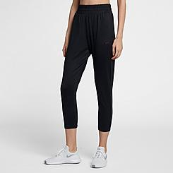 Women's Nike Flow Lux Cropped Pants