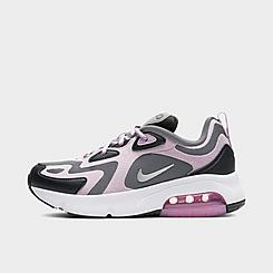 Girls' Big Kids' Nike Air Max 200 Casual Shoes