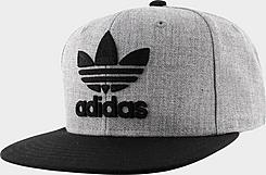 Men's adidas Originals Trefoil Chain Snapback Hat