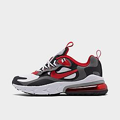 Boys' Big Kids' Nike Air Max 270 React Casual Shoes
