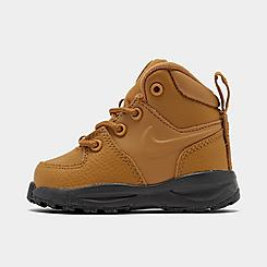 Boys' Toddler Nike Manoa Leather Boots
