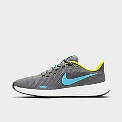 Boys' Big Kids' Nike Revolution 5 Running Shoes