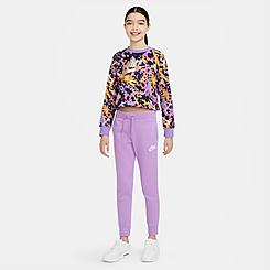 Girls' Nike Sportswear Premium Essential Jogger Pants