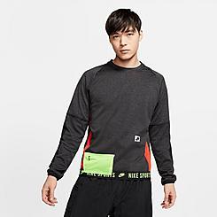 Men's Nike Therma Long-Sleeve Top