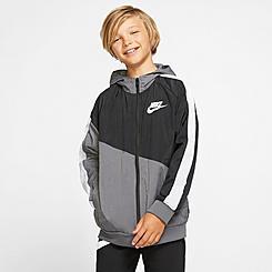 Boys' Nike Sportswear Amplify Jacket