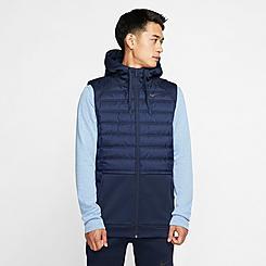 Men's Nike Therma Winterized Full-Zip Vest